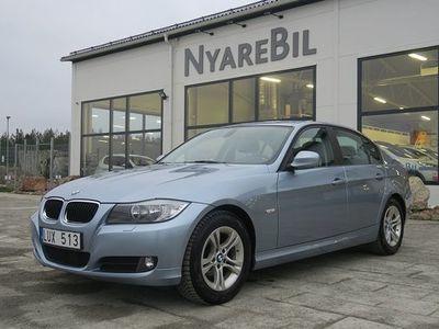begagnad BMW 318 d Sedan Comfort 143hk Drag Motorvärmare