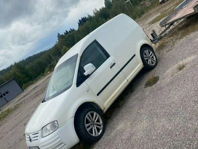 begagnad VW Caddy Skåpbil 1.9 TDI