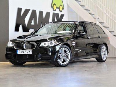 begagnad BMW 530 D xDrive | RESERVERAD | M-Sport | SE UTR 2017, Personbil 298 000 kr