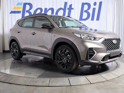 begagnad Hyundai Tucson 1.6 T -GDI DCT NLine Limited Ed/Aut Baklucka