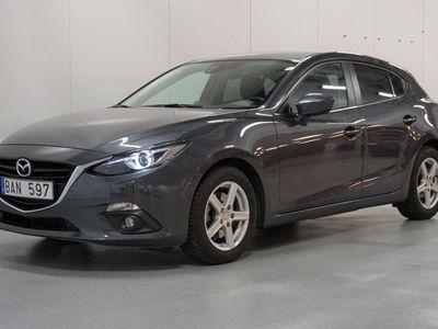 begagnad Mazda 3 2.0 120 HK, VIS