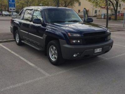 begagnad Chevrolet Avalanche -02