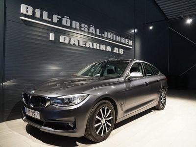 begagnad BMW 320 Gran Turismo d xDrive Advantage Euro 6 190hk