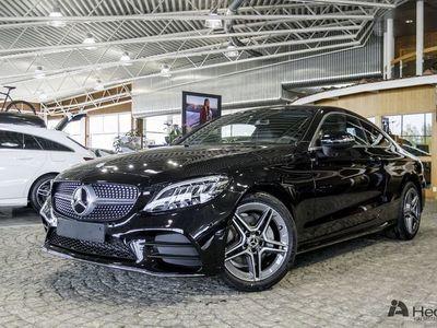 begagnad Mercedes C220 d Coupé // AMG Line //
