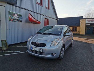 begagnad Toyota Yaris 5-dörrar 1.3 VVT-i 87hk