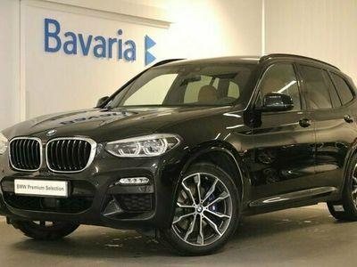 begagnad BMW 700 X3 xDrive30i Innovation ed Winter Drag Harman kardon 2020, SUV Pris 538kr