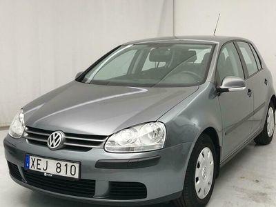 begagnad VW Golf A5 1.6 5dr