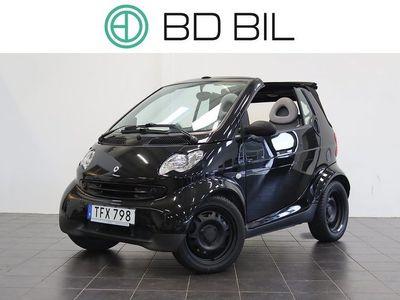 begagnad Smart ForTwo Cabrio 0.7 SE MILTAL