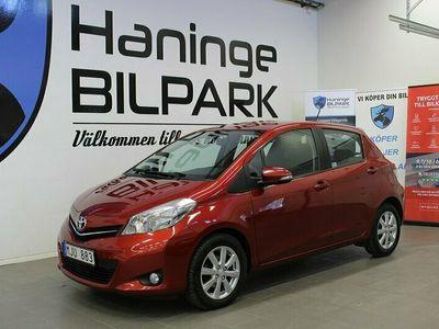 begagnad Toyota Yaris 1.33 5DR / KAMKEDJA / BACKKAMERA / VVT-i 99hk