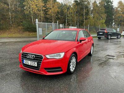 begagnad Audi A3 Sportback 1.4 TFSI 122hk AUT Endast 7691 mil Nyskick