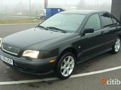 begagnad Volvo S40 NYBES