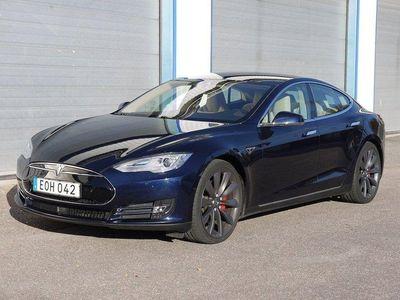 begagnad Tesla Model S P85D