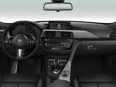 begagnad BMW 320 d xDrive Sedan D A