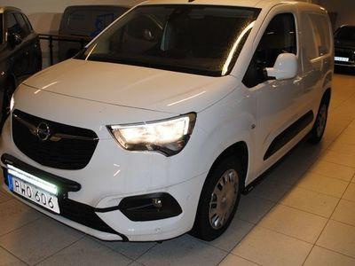 begagnad Opel Combo Launch Edition 1.5D 100 Skåp L1