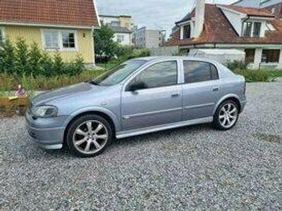 begagnad Opel Astra 5-dörrar 1.6 Twinport
