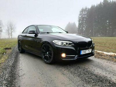 begagnad BMW 220 1C I