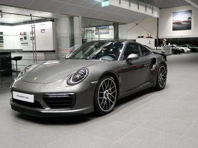 begagnad Porsche 911 Turbo S 991 580 hk