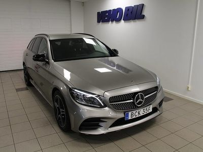 begagnad Mercedes C220 d Kombi AMG Aut Drag