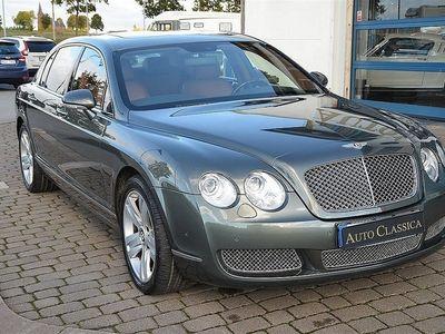begagnad Bentley Continental Flying Spur *TOPPSKICK*