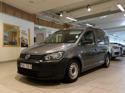 gebraucht VW Caddy Van 1.6 TDI 102hk