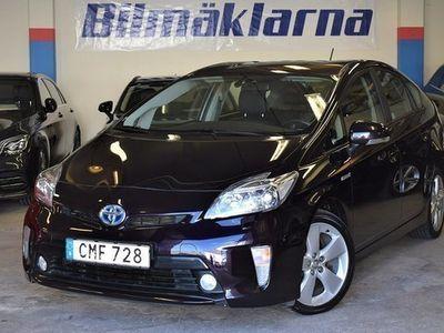 begagnad Toyota Prius Hybrid 1.8 VVT-i + 3JM CVT VÄRMA
