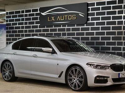 begagnad BMW 540 d xDrive M-Paket Taklucka 2018, Personbil 499 000 kr