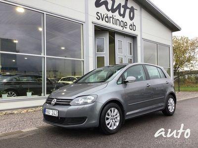 begagnad VW Golf Plus 1.6 TDI 102Hk Drag
