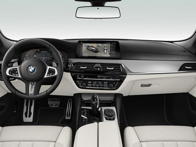 begagnad BMW M550 d xDrive Ultimate Edition 400 hk