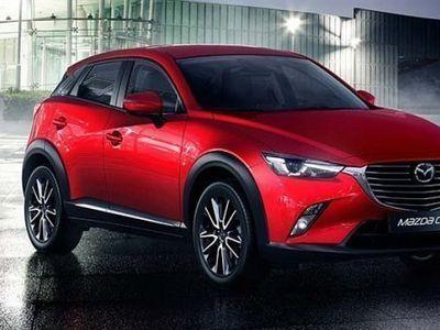begagnad Mazda CX-3 Core 2.0 120hk, KOM IN OCH PROVKÖR -15