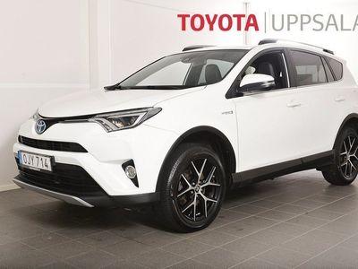 begagnad Toyota RAV4 2,5 Elhybrid AWD ActivePlus Euro 6 197hk