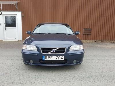 begagnad Volvo S60 D5 185HK / SUMMUM / AUTO