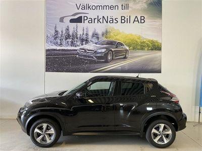begagnad Nissan Juke 1.6 XTRONIC-CVT, 112hk NAVI