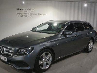 begagnad Mercedes E220 d 4MATIC Avantgarde Euro 6 194hk