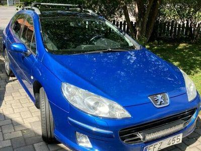 begagnad Peugeot 407 SW 2,0 HDI