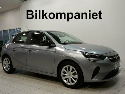 begagnad Opel Corsa 1,2 Edition Automat