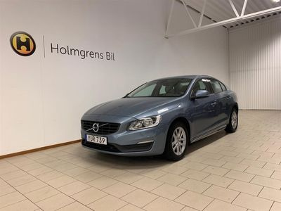begagnad Volvo S60 T3 Classic Edition Manuell 152hk 2018