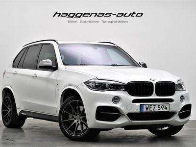 brugt BMW X5 M50d M50 381hk / M-Sport / Panorama / EU6