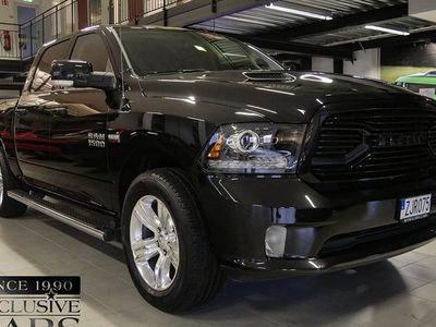 begagnad Dodge Ram Sport Crew Cab Årsskatt 2018, Pickup 486 250 kr