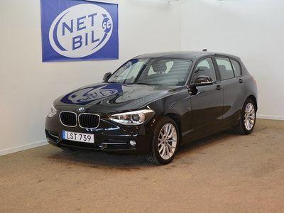 gebraucht BMW 118 d Sport Line 143hk -15