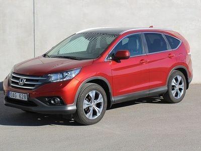 used Honda CR-V 2.0i 4WD AUT Executive -14