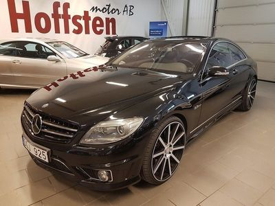usata Mercedes CL63 AMG AMG 7G-Tronic Exclusive L -07