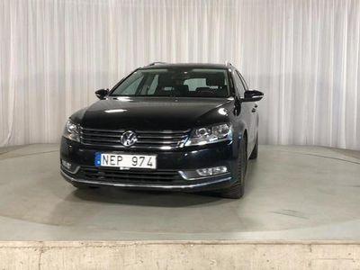 gebraucht VW Passat VW 2.0 TDI BlueMotion Technology Variant 4Motion 2013, Personbil 109 000 kr - 133 000 kr