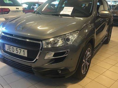 begagnad Peugeot 4008 ALLURE e-HDi 115 4WD Business Edition 2016, SUV 228 900 kr