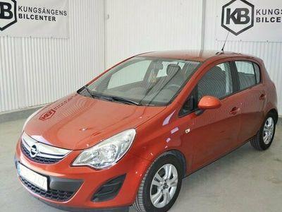 begagnad Opel Corsa 5-dörrar 1.2 ecoFLEX 2012, Halvkombi Pris 48 500 kr