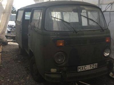 gebraucht VW T2 1975 9800mil 2 ägare