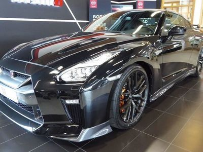 brugt Nissan GT-R GT-R 570 PRESTIGE 6A/T