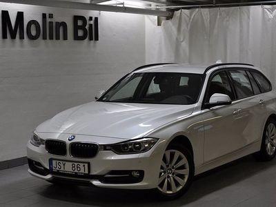 begagnad BMW 320 d xDrive Touring 2 2013, Kombi 284 000 kr