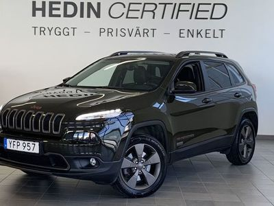 brugt Jeep Cherokee 2.2 CRD AWD 200hk 75th Anniversary