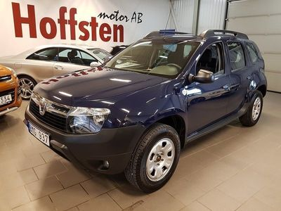 used Dacia Duster 1.6 4x4 105hk En ägare Drag