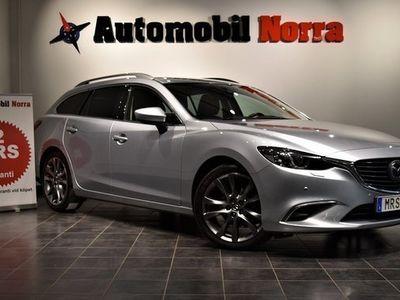 begagnad Mazda 6 62.2 Auto AWD Optimum Eu6 Bose 2015, Personbil 134 900 kr